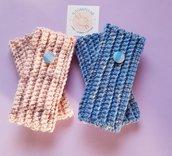 Scaldamuscoli babywearing in lana