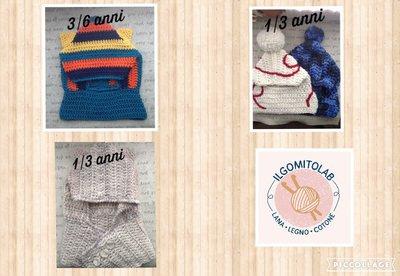 berrettini passamontagna di lana