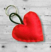 """Portachiavi """"love Keys"""", idee regalo per San Valentino."""