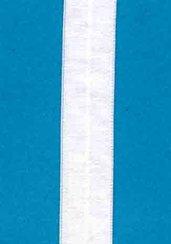 FOE fold over elastic per pannolini - bianco