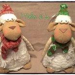Pecorelle freddolose - I Pallini di Lu