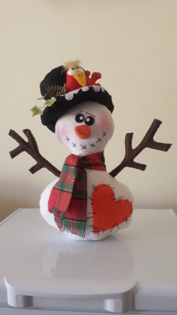 Freezy il pupazzo di neve