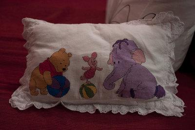 Cuscino winnie pooh