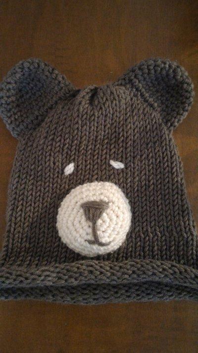 Cappellini bambini lana
