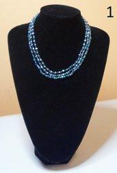 Collana: Girocollo di perline