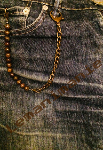 #catena #jeans #corta