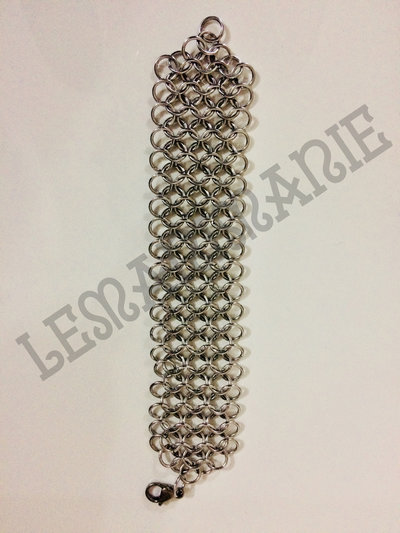#bracciale #fascia #chainmail