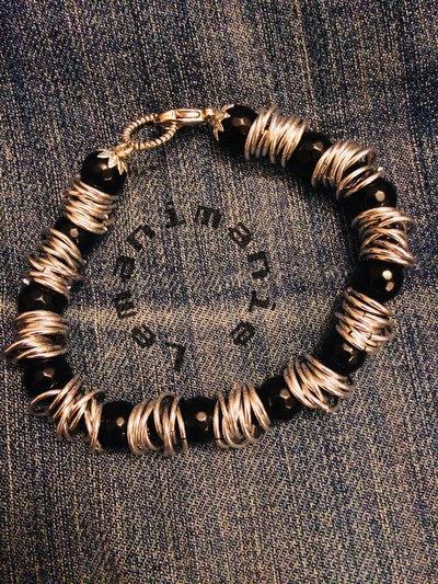 #bracciale #uomo #pietre e anelli
