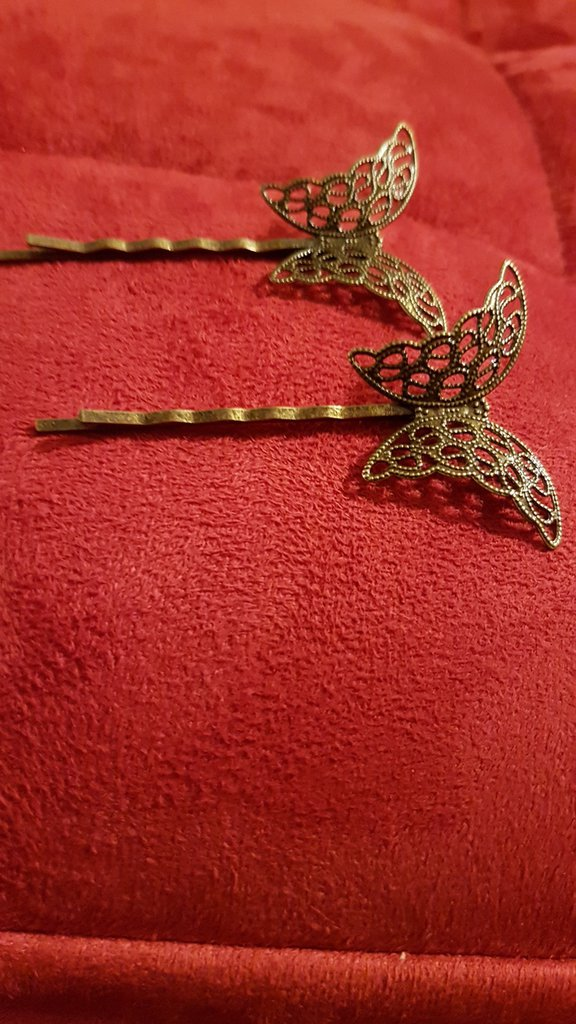 Mollettine in bronzo