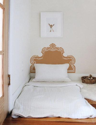 Testata letto adesiva solo per letto singolo - Per la casa e per te ...