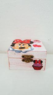 scatola di Minnie