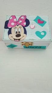 scatolina di Minnie