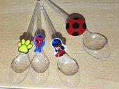 4 cucchiai caramellata confettata
