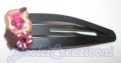 Fermacapelli dolciosi