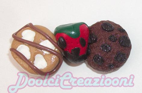 Calamita con biscottini