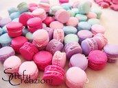 Macarones Charms Fimo