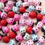 Coccinelle Fimo Charms