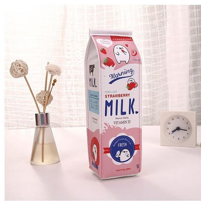 "Astuccio ""breakfast rosa"" (20x5x5cm) (cod.new)"