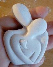 Gessetto innamorati ceramica