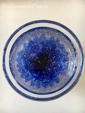 Vasetto bicchiere composizione gel profumato