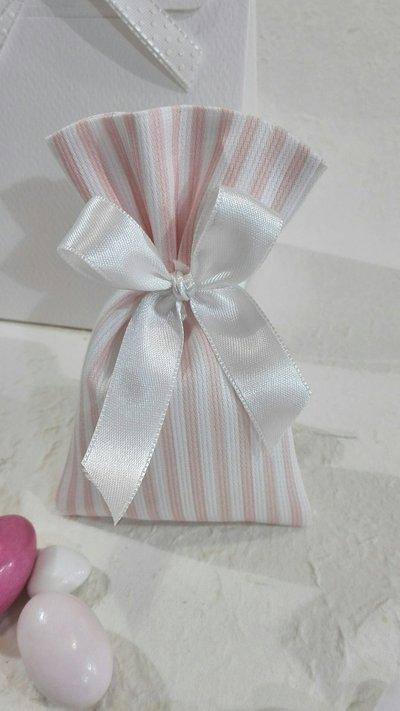 5 minisacchetti piquet rosa PIQ/1 rosa