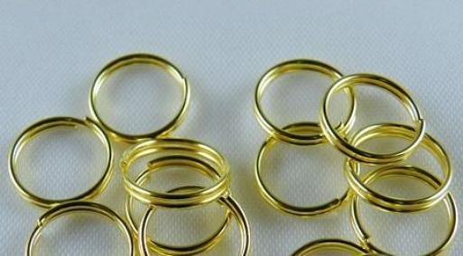 anellini brisè oro