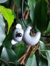 Girocollo con pendente koala