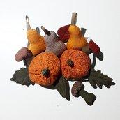 Frutta e verdura di stoffa