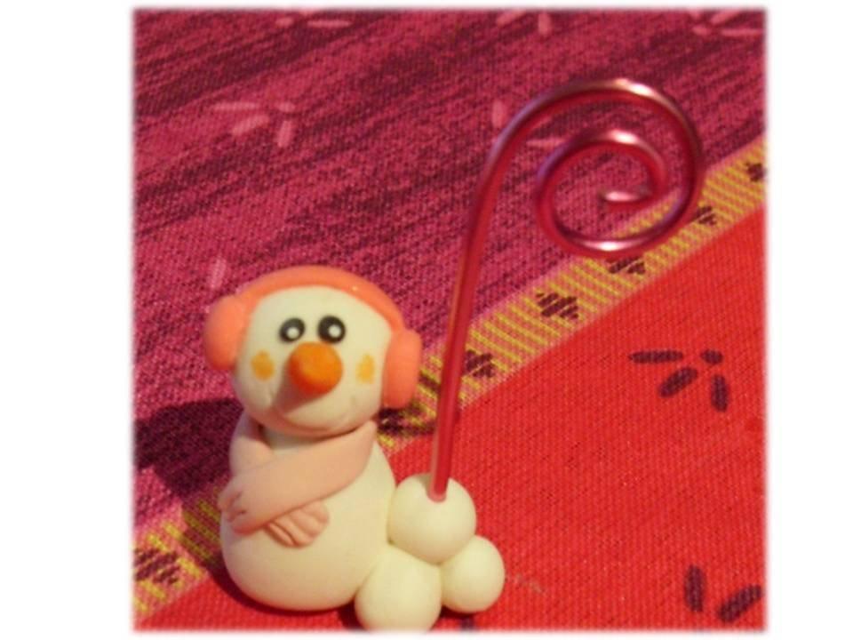 Pupazzo di neve Pink