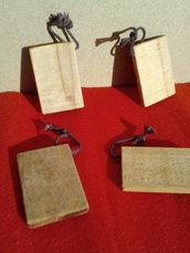 Mini Tagliere in legno