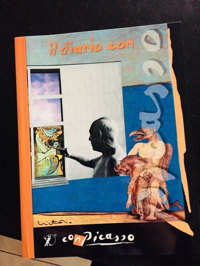 Diario / agenda Picasso scuola lavoro