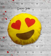 Cuscino Emoticons, idee regalo per San Valentino