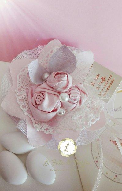 Prima comunione bomboniera  bouquet  o segnaposto