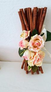 composizione di rose