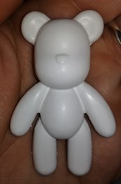 Gessetto orsetto polvere di ceramica