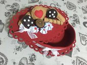 scatola porta dolci