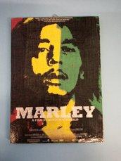 Quadretto Bob Marley