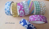 "WASHI TAPE ""Glitter"" (3mt) (cod.new)"