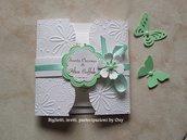 Invito / Comunione / Cresima / Compleanno / Battesimo ? Tiffany