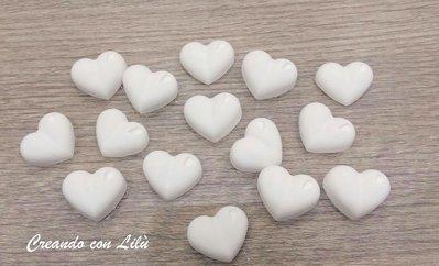 gessetto profumato cuore con goccia cm3 circa