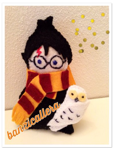 Portachiavi Harry Potter