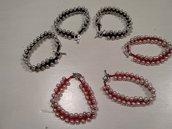 Braccialetti con le perle
