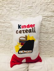 Cuscino kinder cereali maxy