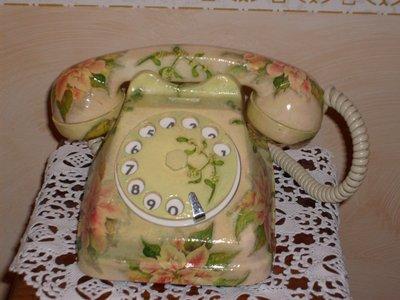 Vecchio telefono per la casa e per te vintage di - Oggetti vintage per la casa ...