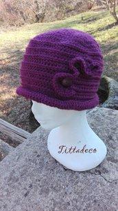 Cappello di lana da donna