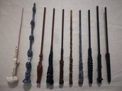 bacchette/wand tratte da harry potter