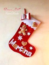 Calze della befana Natale