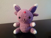 Espeon pokemon (Eevy evolution) amigurumi