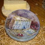 """Tagliere o vassoio in legno """"cheese"""""""