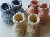 Scarpine / babbucce per neonato